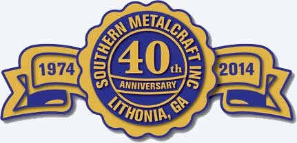 40 year anniversary Southern Metalcraft