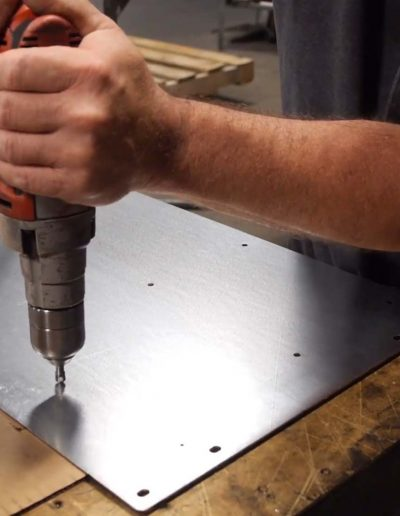 Drilling-Tapping
